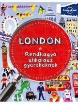 LONDON - RENDHAGYÓ ÚTIKALAUZ GYEREKEKNEK - Ekönyv - HVG KIADÓI ZRT.