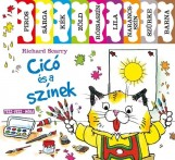 CICÓ ÉS A SZÍNEK - LAPOZÓ - Ekönyv - SCARRY, RICHARD
