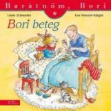 BORI BETEG - BARÁTNŐM, BORI (VÁLTOZATLAN UTÁNNYOMÁS) - Ekönyv - SCHNEIDER, LIANE - WENZEL-BÜRGER, EVA