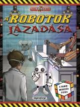 A Rubik-misszió: A robotok lázadása - Kalandos küldetés - Ekönyv - NAPRAFORGÓ KÖNYVKIADÓ