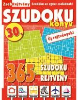 ZSEBREJTVÉNY SZUDOKU KÖNYV 30. - Ekönyv - CSOSCH BT.