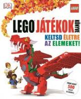 LEGO JÁTÉKOK KÖNYVE - KELTSD ÉLETRE AZ ELEMEKET! - Ekönyv - HVG KIADÓI ZRT.