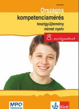 ORSZÁGOS KOMPETENCIAMÉRÉS TESZTGYŰJT. NÉMET NYELV - 8. OSZT. - Ekönyv - KÓCZIÁN NÓRA