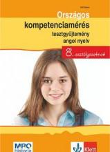 ORSZÁGOS KOMPETENCIAMÉRÉS TESZTGYŰJT. ANGOL NYELV - 8. OSZT. - Ekönyv - KUTI ZSUZSA