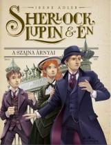 SHERLOCK, LUPIN ÉS ÉN - A SZAJNA ÁRNYAI - Ekönyv - ADLER, IRENE
