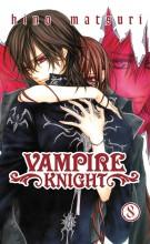 VAMPIRE KNIGHT 8. - Ekönyv - HINO MATSURI