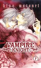 VAMPIRE KNIGHT 7. - Ekönyv - HINO MATSURI