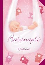 BABANAPLÓ - (LÁNY, RÓZSASZÍN) - Ekönyv - CORVINA KIADÓ