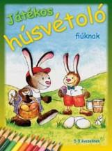 JÁTÉKOS HÚSVÉTOLÓ LÁNYOKNAK - 5-9 ÉVESEKNEK - Ekönyv - DI-458220