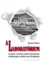 A LABORATÓRIUM - Ekönyv - ADORJÁN VIKTOR