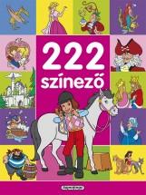 222 színező - Rózsaszín - Ekönyv - NAPRAFORGÓ KÖNYVKIADÓ