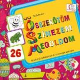 ÖSSZEKÖTÖM - SZÍNEZEM - MEGOLDOM - Ekönyv - DEÁK DORKA
