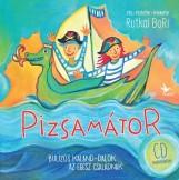 PIZSAMÁTOR - CD MELLÉKLETTEL - Ekönyv - RUTKAI BORI