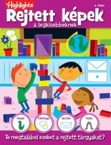 REJTETT KÉPEK A LEGKISEBBEKNEK 4. - Ekönyv - KLETT KIADÓ