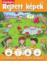 REJTETT KÉPEK A LEGKISEBBEKNEK 3. - Ekönyv - KLETT KIADÓ