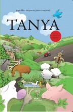 TANYA - 3D KÖNYV TÖBB MINT 30 KISZEDHETŐ FIGURÁVAL - - Ekönyv - MANÓ KÖNYVEK
