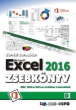 EXCEL 2016 ZSEBKÖNYV - Ekönyv - BÁRTFAI BARNABÁS