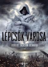 LÉPCSŐK VÁROSA - Ekönyv - BENNETT, ROBERT JACKSON