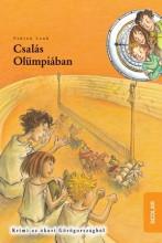 CSALÁS OLÜMPIÁBAN - IDŐDETEKTÍVEK 10. - Ekönyv - LENK, FABIAN