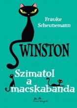 WINSTON - SZIMATOL A MACSKABANDA - Ekönyv - SCHEUNEMANN, FRAUKE