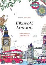 ELBŰVÖLŐ LONDON - SZÍNEZŐKÖNYV FELNŐTTEKNEK - Ekönyv - IL-SUN, LEE