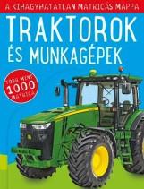 TRAKTOROK ÉS MUNKAGÉPEK - A KIHAGYHATATLAN MATRICÁS MAPPA - Ekönyv - MÓRA KÖNYVKIADÓ