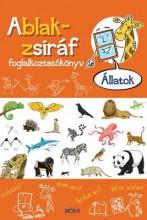 ABLAK-ZSIRÁF FOGLALKOZTATÓKÖNYV - ÁLLATOK - Ekönyv - SOMLAI JÁNOS