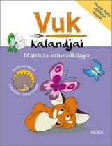 VUK KALANDJAI - MATRICÁS SZÍNEZŐKÖNYV - Ekönyv - DARGAY ATTILA - FEKETE ISTVÁN