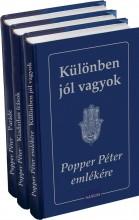 POPPER PÉTER EMLÉKÉRE I-III. - Ekönyv - SAXUM KIADÓ