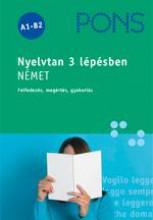 NYELVTAN 3 LÉPÉSBEN - NÉMET (PONS) - Ekönyv - KLETT KIADÓ