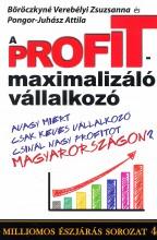 A PROFITMAXIMALIZÁLÓ VÁLLALKOZÓ - Ekönyv - BÖRÖCZKYNÉ VEREBÉLYI ZSUZSANNA