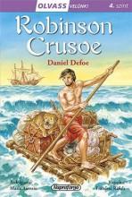 Robinson Crusoe - Olvass velünk! (4) - Ekönyv - Napraforgó Kiadó