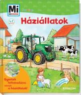 HÁZIÁLLATOK - MI MICSODA JUNIOR 7. - Ekönyv - TESSLOFF ÉS BABILON KIADÓI KFT.