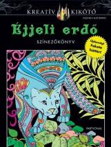 ÉJJELI ERDŐ - SZÍNEZŐKÖNYV - Ebook - PARTVONAL KIADÓ