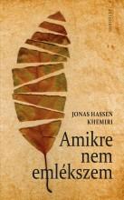 AMIKRE NEM EMLÉKSZEM - Ekönyv - KHEMIRI, JONAS HASSEN