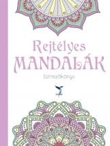 REJTÉLYES MANDALÁK - SZÍNEZŐKÖNYV - Ebook - LEVITER KIADÓ
