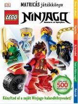LEGO NINJAGO MATRICÁS JÁTÉKKÖNYV - Ekönyv - MÓRA KÖNYVKIADÓ