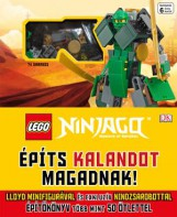 LEGO NINJAGO - ÉPÍTS KALANDOT MAGADNAK! - Ekönyv - MÓRA KÖNYVKIADÓ