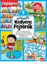 AGYTORNÁSZ - KEDVENC FEJTÖRŐK 1. - Ekönyv - KLETT KIADÓ