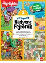 AGYTORNÁSZ - KEDVENC FEJTÖRŐK 3. - Ekönyv - KLETT KIADÓ