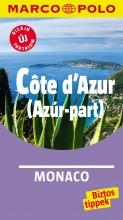 COTE D'AZUR - MONACO - MARCO POLO - ÚJ DIZÁJN, ÚJ TARTALOM - - Ekönyv - CORVINA KIADÓ