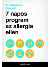 7 NAPOS PROGRAM AZ ALLERGIA ELLEN - Ekönyv - BENNETT DR., SUZANNE
