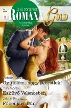Romana Gold 10. kötet - Ekönyv - Victoria Parker, Trish Morey, Valerie Parv