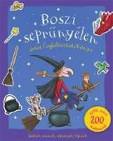 BOSZI SEPRŰNYÉLEN - ÓRIÁS FOGLALKOZTATÓKÖNYV - Ekönyv - POZSONYI PAGONY KFT.