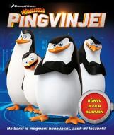 Madagaszkár pingvinjei - mesekönyv - Ekönyv - NAPRAFORGÓ KÖNYVKIADÓ