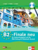 B2-FINALE NEU - EIN VORBEREITUNGKURS... - CD-VEL! - Ekönyv - KLETT KIADÓ
