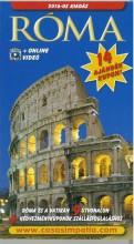 RÓMA ÚTIKÖNYV 2016 - 14 AJÁNDÉK KUPONNAL - Ekönyv - LOZZI ROMA S.A.S. DI CLAUDIO LOZZI