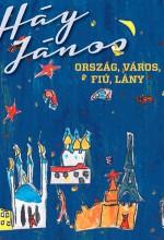 ORSZÁG, VÁROS, FIÚ, LÁNY - Ekönyv - HÁY JÁNOS