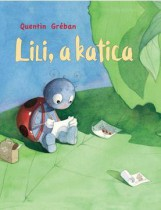 LILI, A KATICA - Ekönyv - GRÉBAN, QUENTIN