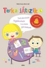 TERKA JÁTSZIK 1. - FOGLALKOZTATÓ - Ekönyv - MÓRA KÖNYVKIADÓ